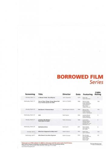 2006-March-Borrowed